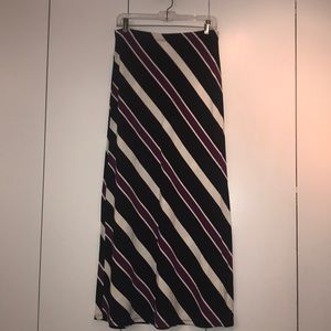 ❤️OFFERS❤️ - White House Black Market maxi skirt!